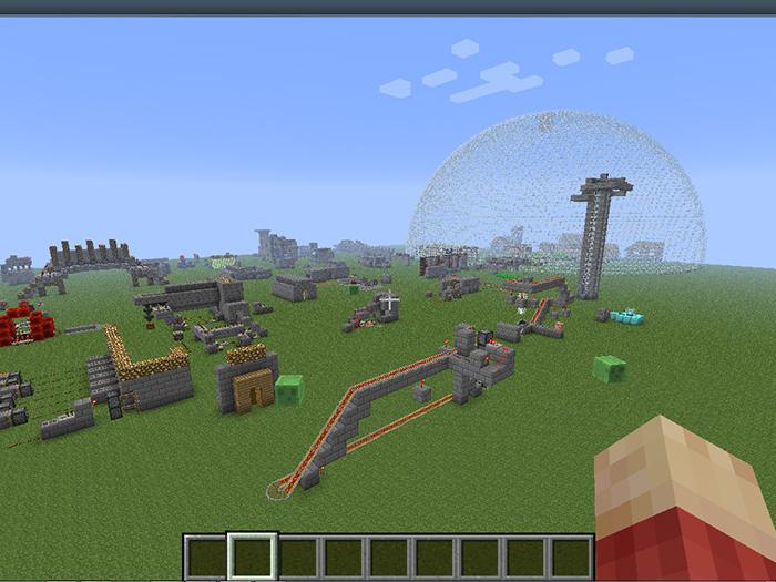 Скачать карты для minecraft 1.11.2 - 1.10.2 - 1.9.4 - 1.7 ...